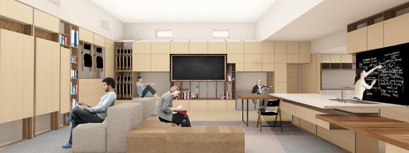render community lounge